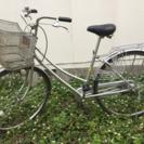 【予約済】【お譲りします】自転車と空気入れ