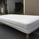 シングルベッド マットレス一体型