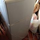 SANYO冷蔵庫 2ドア 2010年製