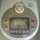 炊飯器(東芝:RCK-10DG)お譲りします。