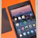 Amazon Fire HD8 2017モデル 32GB 新品 大...