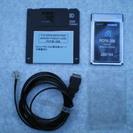 モデムカード I-O DATA DATA/FAX MODEM PC...