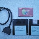 インターフェースカード Logitec SCSI-2-2 LPM-...