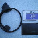 インターフェースカード I-O DATA CBSCⅡ
