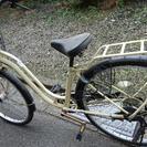 26インチ自転車(ママチャリ) 6段ギア 譲ります