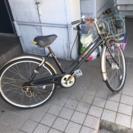 自転車  最終値下げ⤵︎