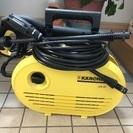 ケルヒャー(KARCHER)高圧洗浄機 JTK25 延長ホース付き 美品
