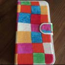 iPhone6 折りたたみカバー