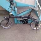 【無料】JAGUAR折りたたみ自転車