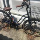 自転車譲ります