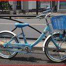 ★リサイクル(再生)自転車・中古自転車・子供用20インチ・ブルー・...