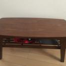 1人暮らしに良いサイズテーブル