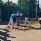 <県内いろいろなところから参加者が!>平日の午前、野球やりたい人、...