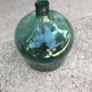 値下げしました。レトロなガラスの壺?