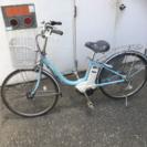 ヤマハPAS電動自転車 バッテリー 2本付 充電器あり