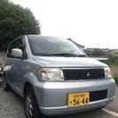 即乗りOK!! 三菱 EKワゴン ロング車検H31年6月5日まで!...