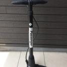 エアーポンプ 自転車の空気入れに。