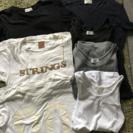 メンズ Mサイズ Tシャツ、タンクトップ無料