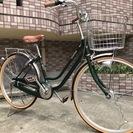 新古車!日本製!!アサヒサイクル BAA26インチ シティサイクル...