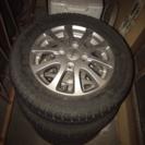 タイヤ 4本セット155/65R13 今だけ値下げ!最終価格!