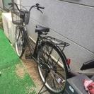 26インチ自転車(新古車)