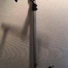ロードバイク室内保管用突っ張り棒