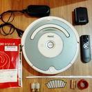 【故障品】iRobot Roomba 自動掃除機 ルンバ 525 ...