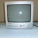 14型パナソニック製ブラウン管テレビ