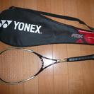 軟式テニスラケット YONEX ADX-5 ケース付き