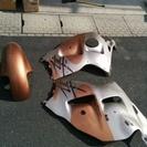 【まとめて!5000円】GSX-1300R 前期型 カウル タンデ...