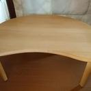 【お取引中】折りたたみテーブル ニトリ