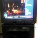 ブラウン管テレビ 25型