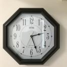 【美品】掛け時計