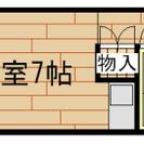 6月申込の方対象!「敷金・礼金・仲介手数料無料」、駅近立地、住居用...