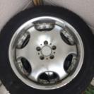 アルミホイール 10系 アルファードにて使用 タイヤはオマケ