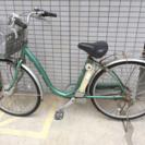 電動自転車 エネループバイク used