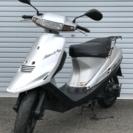アドレスV100 スズキ 2人乗 スクーター バイク 100cc ...