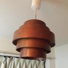 照明器具   woody  2つセット
