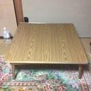 【6/18までの引取限定特価】木製ローテーブル キレイな木目の鏡面...