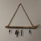 流木で創るインテリア雑貨教室