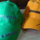 カワサキ帽子