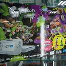 任天堂 WiiU スプラトゥーンセット 未使用