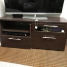 テレビ台(幅100×奥行き40×高さ45センチ)
