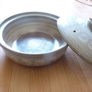 三島の土鍋