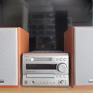ONKYO CD/MDチューナーアンプ  FR-X7/D-SX7