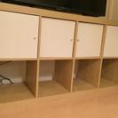 【値下げ】IKEA EXPEDIT シェルフ 北欧系