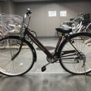自転車26インチ 良好 ブラウン 無料 使用感低め