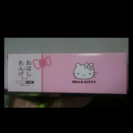 新品未使用 キティ お箸とれんげセット