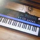 カシオ・電子ピアノお譲りします。