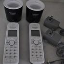 【値下げ】パナソニック製 コードレス電話機 VE-GDS01DL(...